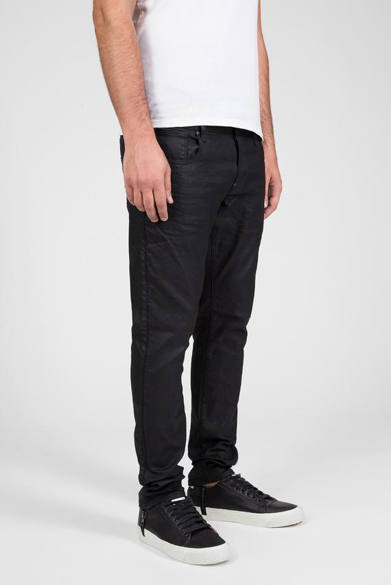 Мужские черные джинсы Revend Super Slim