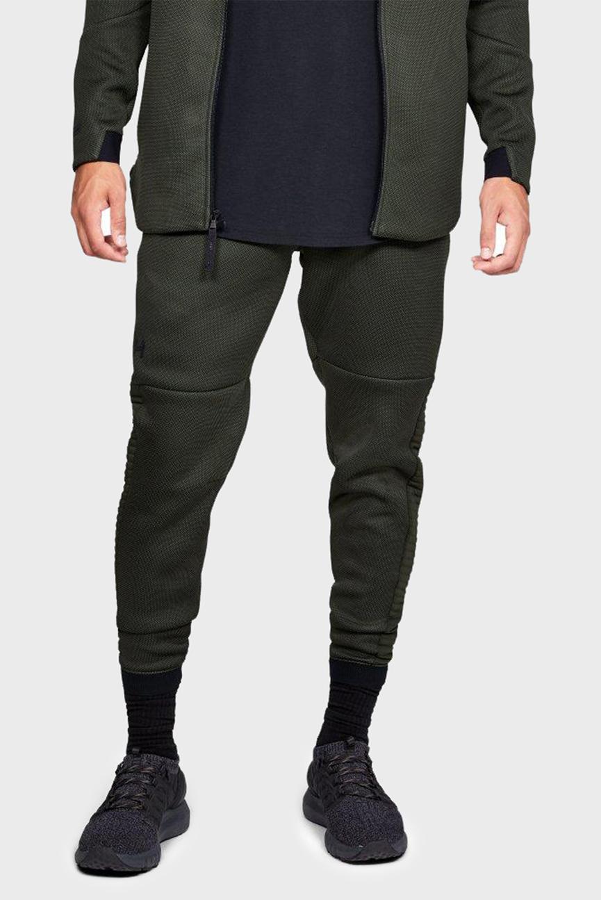 Мужские темно-зеленые спортивные брюки MOVE AIRGAP