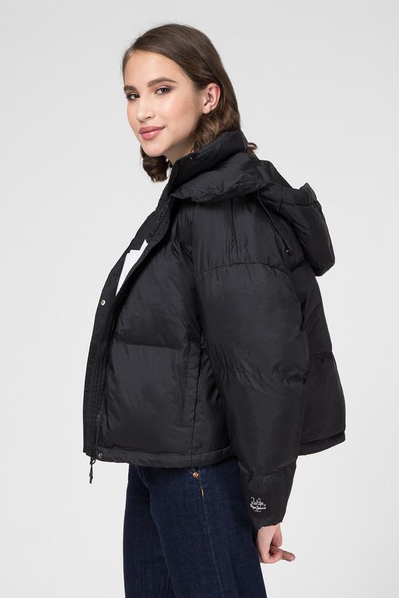 Женская черная куртка IRIS