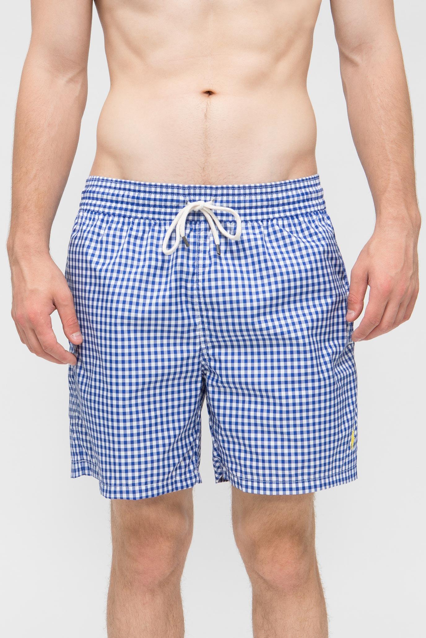 f8dab51ecf0d6 Купить Мужские синие плавательные шорты Polo Ralph Lauren Polo Ralph Lauren  710643919 – Киев, Украина. Цены в ...