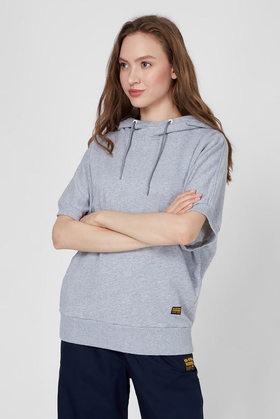 Женская серое худи Jasmar hooded