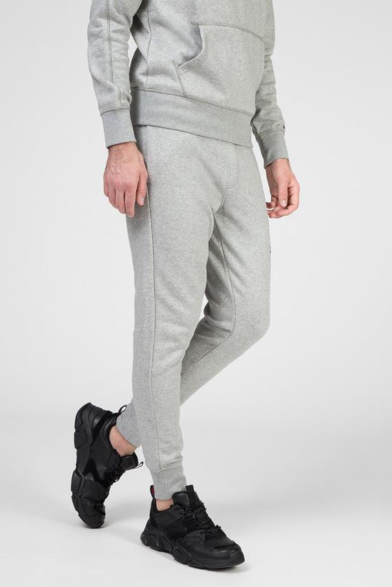 Мужские серые спортивные брюки BASIC BRANDED