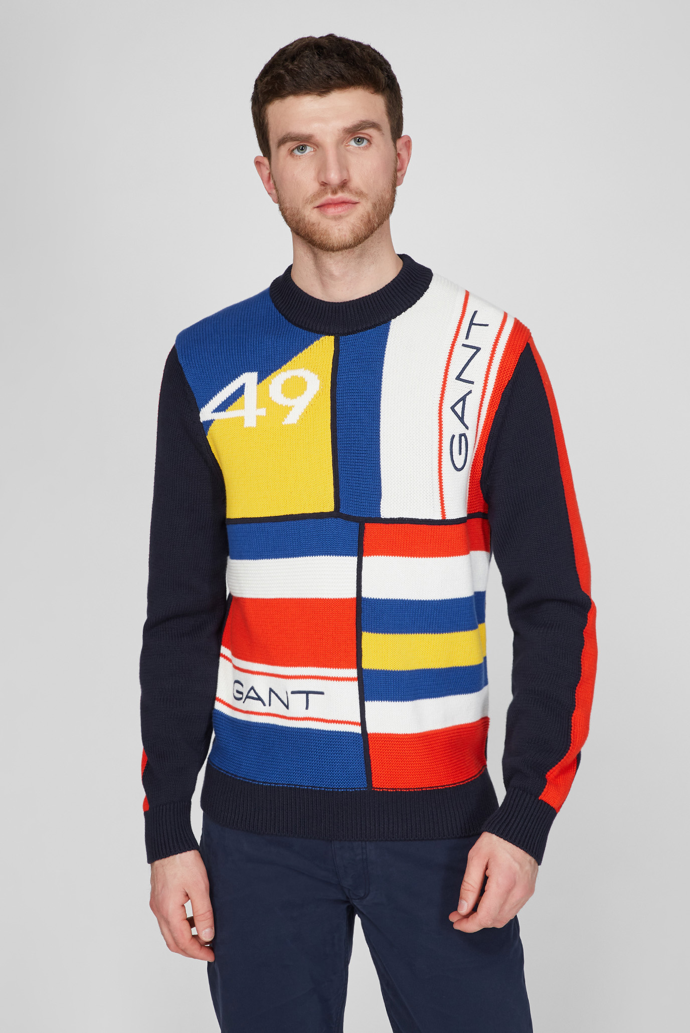 Мужской свитер RW C-NECK 1