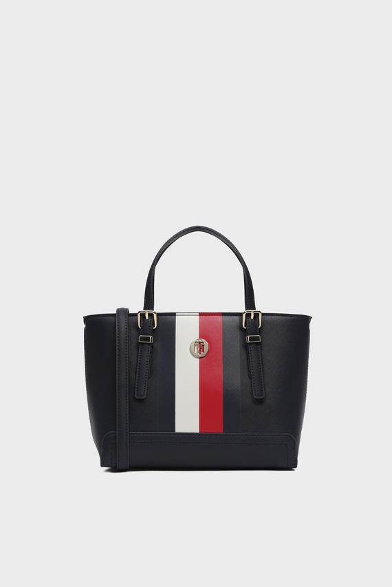 Женская темно-синяя сумка на плечо HONEY SMALL