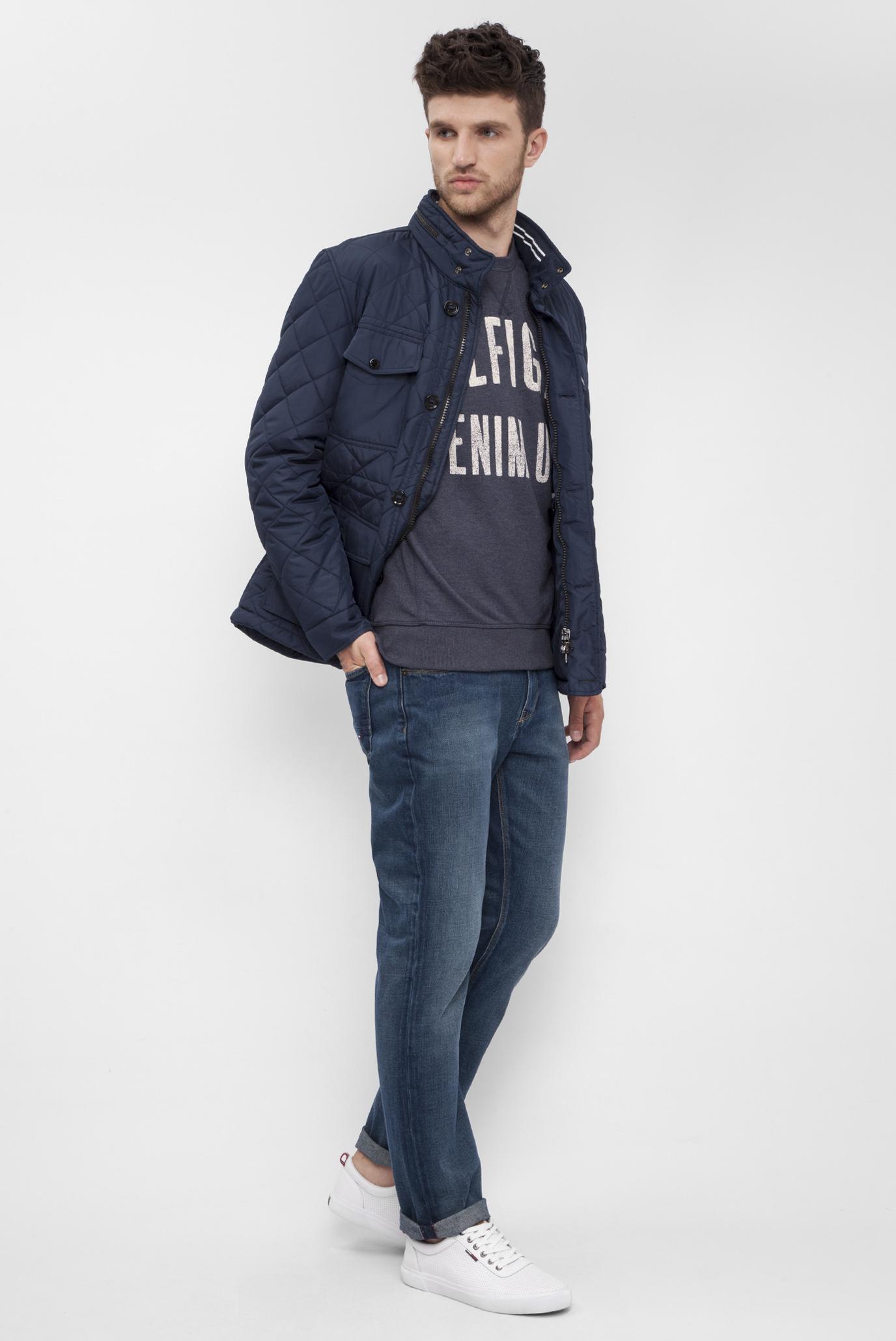 Купить Мужские синие джинсы NOS MERCER - MIDDLE BLUE Tommy Hilfiger Tommy Hilfiger 867852216 – Киев, Украина. Цены в интернет магазине MD Fashion