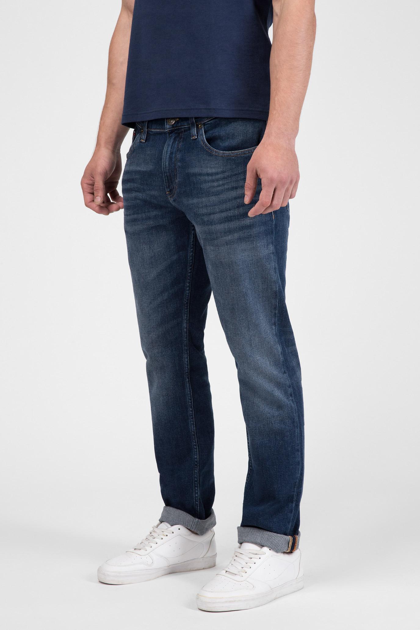 Купить Мужские синие джинсы Original Straight RYAN Tommy Hilfiger Tommy Hilfiger DM0DM04901 – Киев, Украина. Цены в интернет магазине MD Fashion