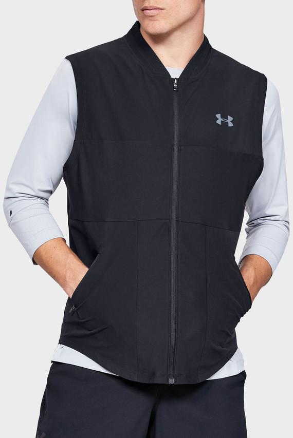 Мужской черный жилет Vanish Hybrid Vest