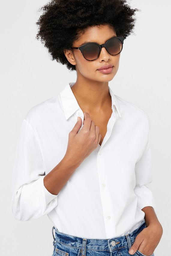 Женские коричневые очки PENNY TWO PART