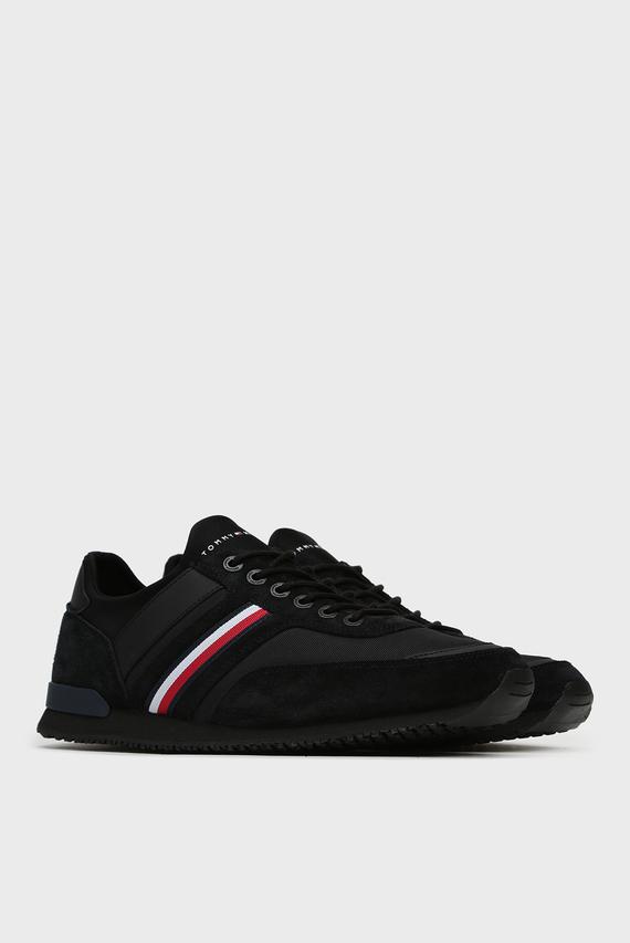 Мужские черные кроссовки ICONIC SOCK RUNNER
