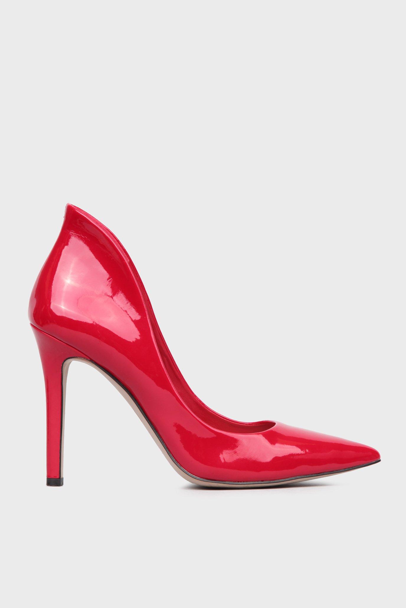Купить Женские красные лакированные лодочки Jessica Simpson Jessica Simpson JS-CAMBREDGE – Киев, Украина. Цены в интернет магазине MD Fashion