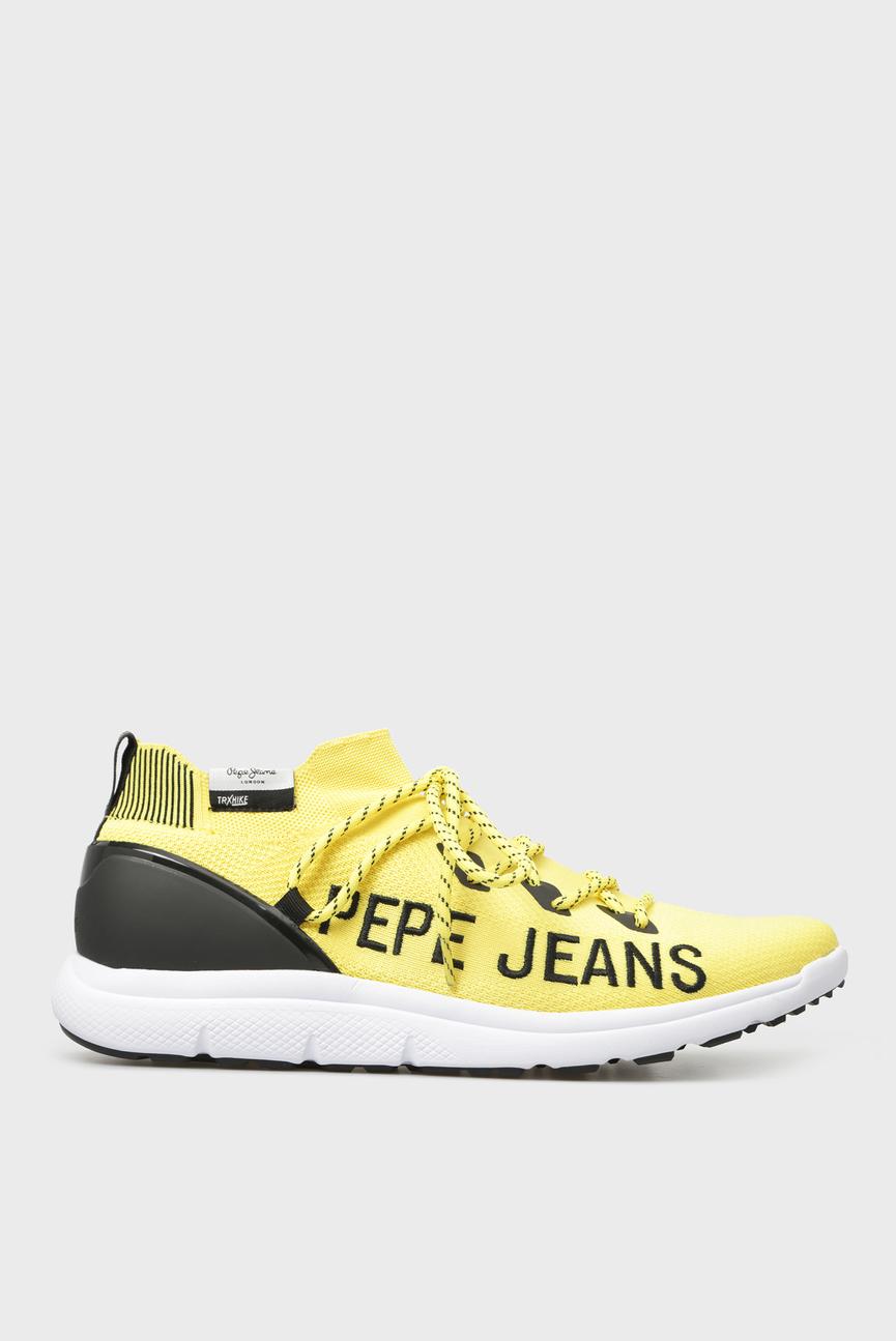 Мужские желтые кроссовки HIKE SUMMER