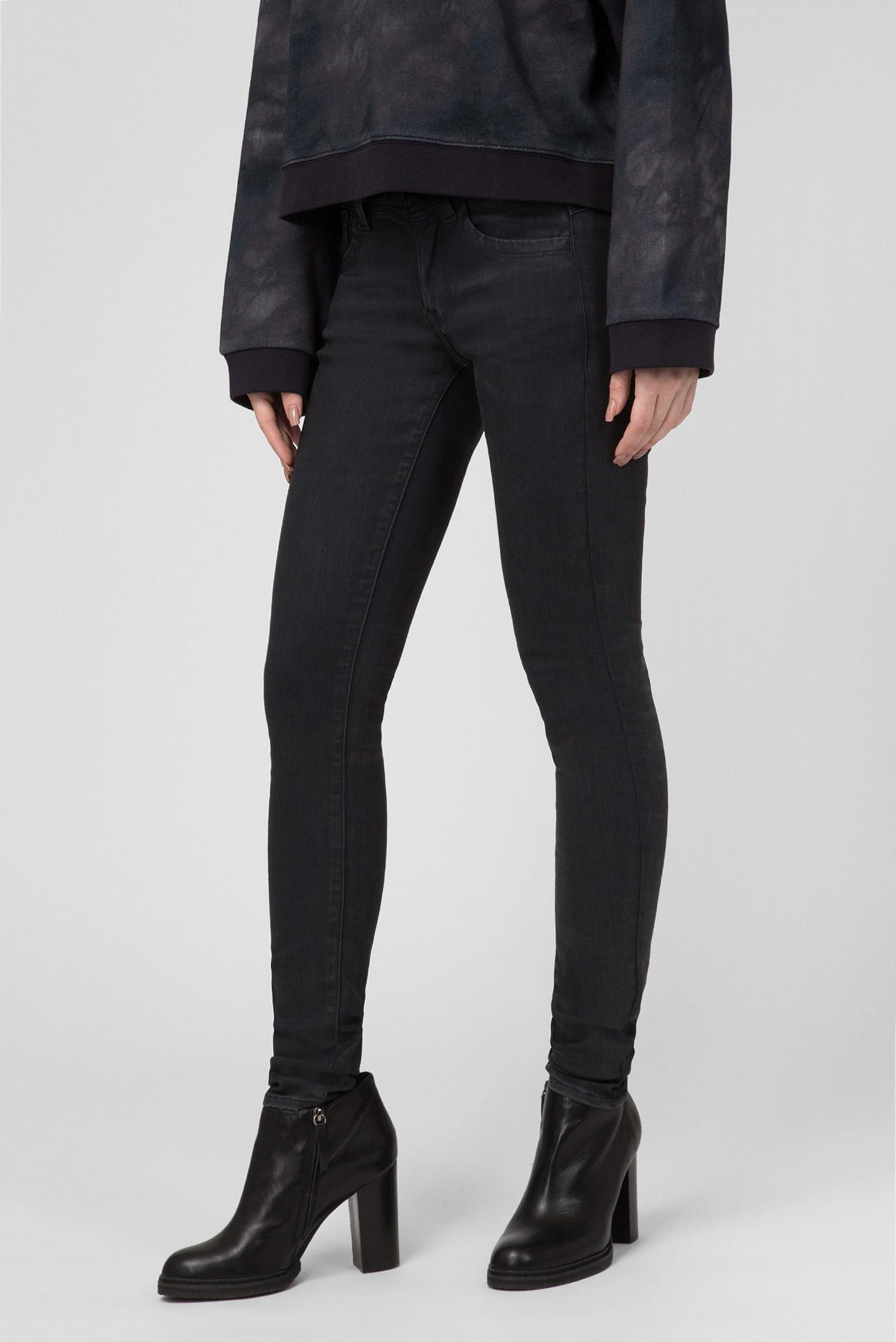 Купить Женские темно-серые джинсы Lynn d G-Star RAW G-Star RAW D06333,9142 – Киев, Украина. Цены в интернет магазине MD Fashion