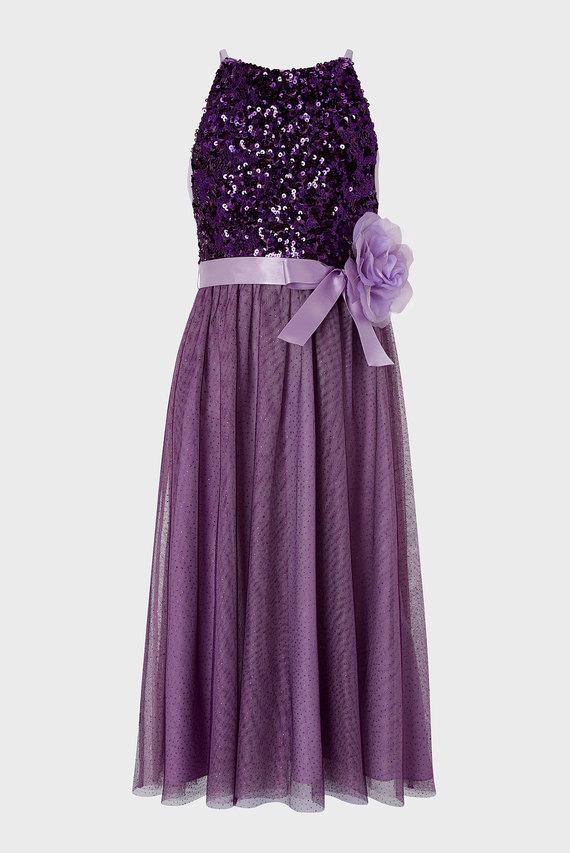 Детское розовое платье TRUTH MAXI DRESS