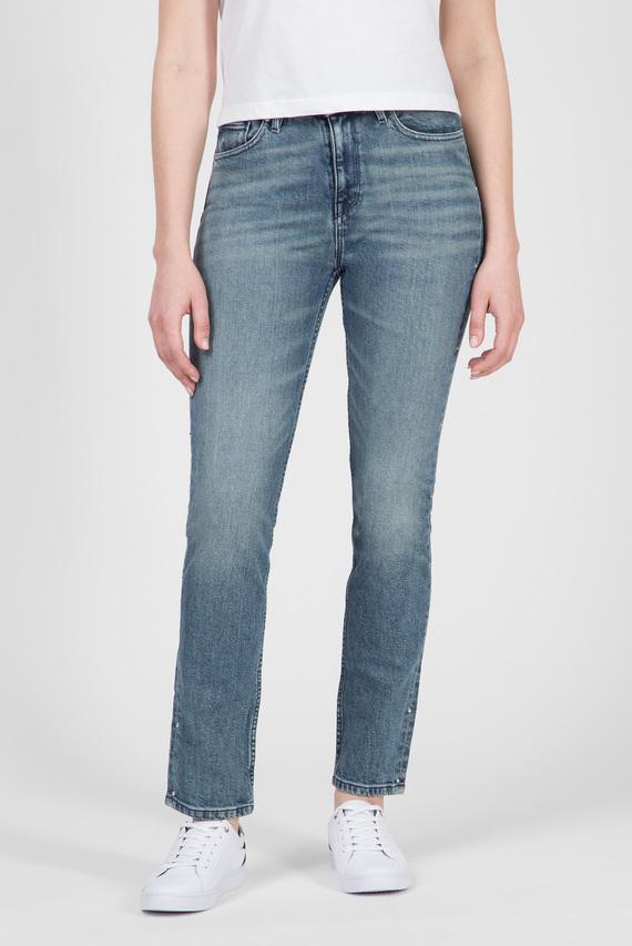 Женские голубые джинсы RIVERPOINT