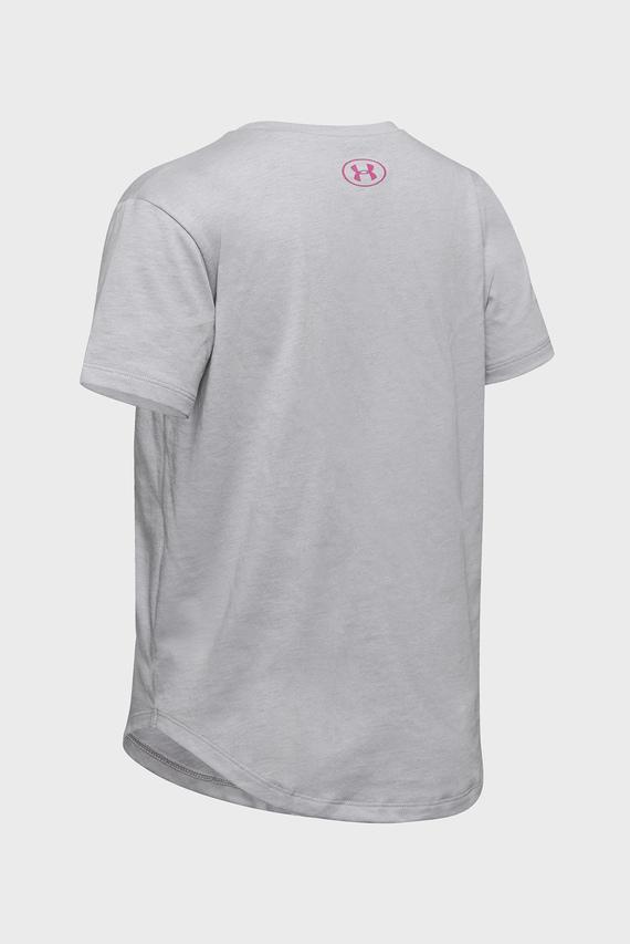 Детская серая футболка Rival Radial SS