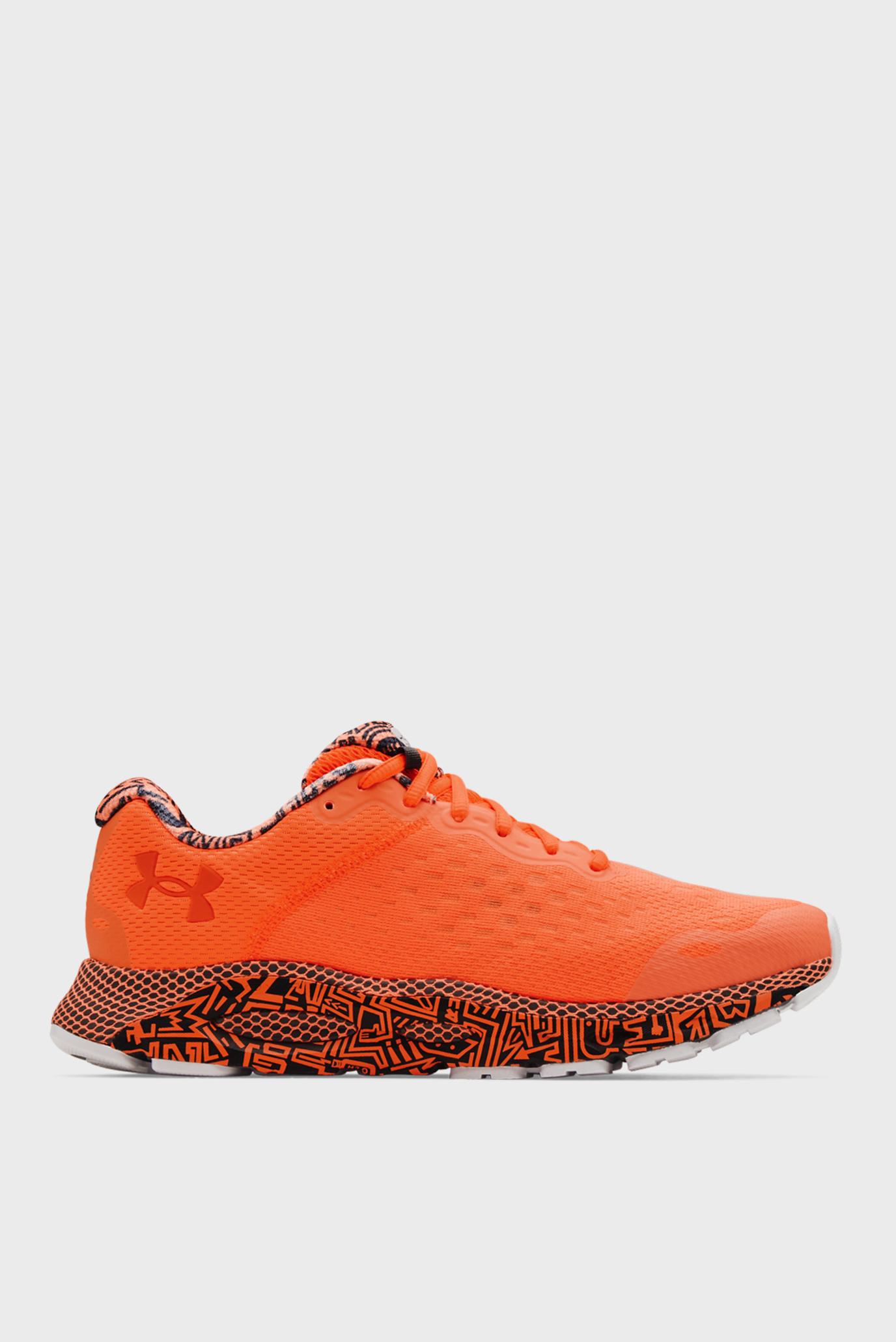 Чоловічі помаранчеві кросівки UA Hovr Infinite 3 MRTHN 1