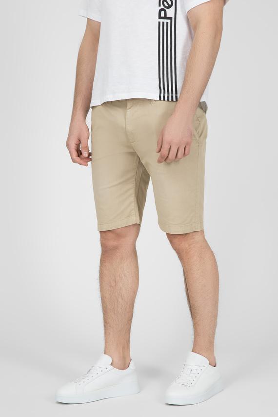 Мужские бежевые шорты