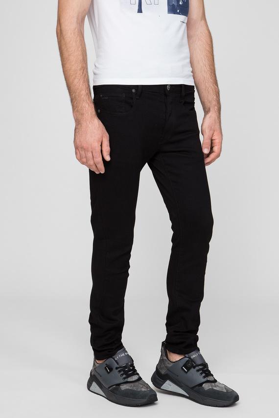 Мужские черные джинсы 3301 Slim