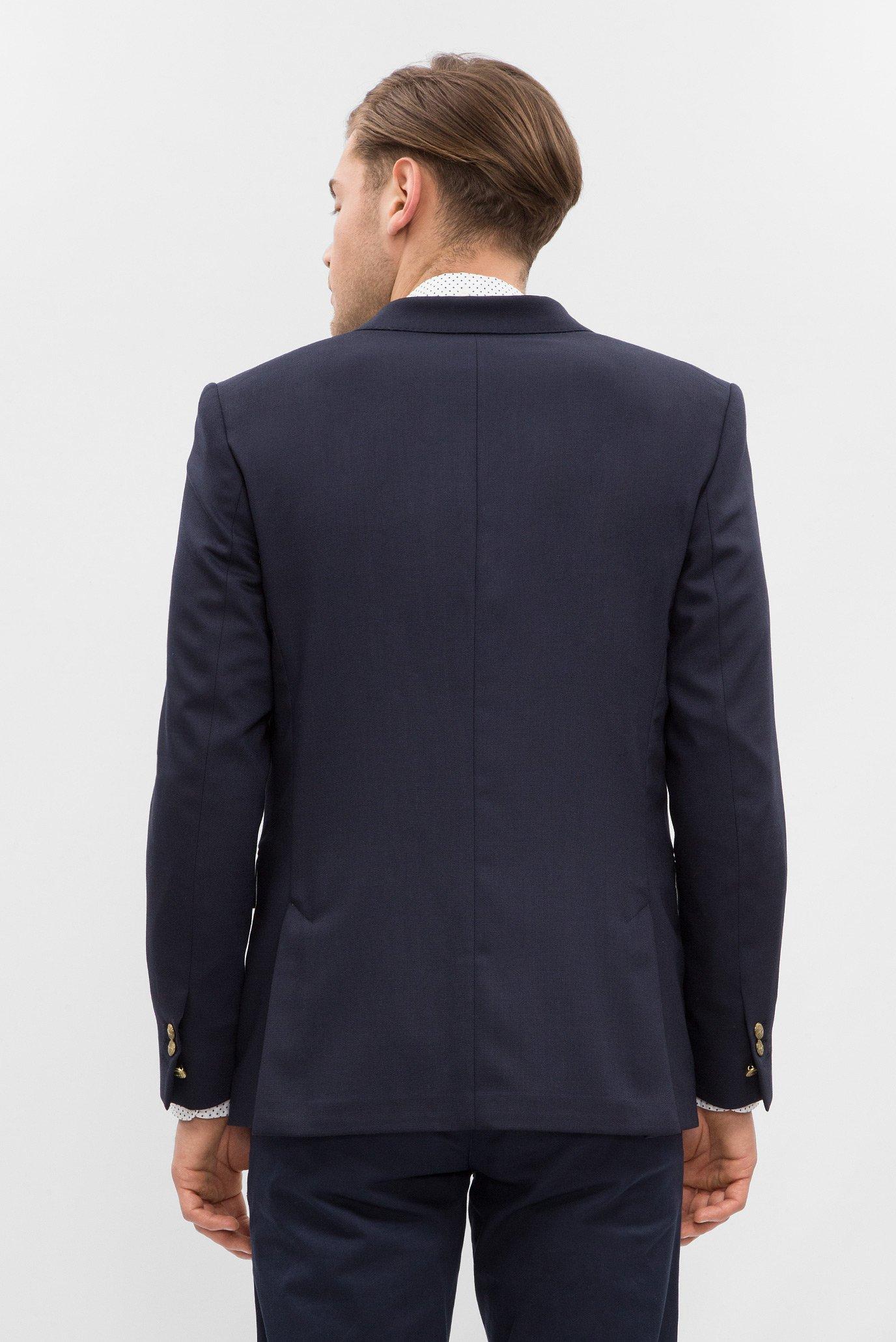 Купить Мужской темно-синий пиджак THE CLUB BLAZER R Gant Gant 7705030 – Киев, Украина. Цены в интернет магазине MD Fashion
