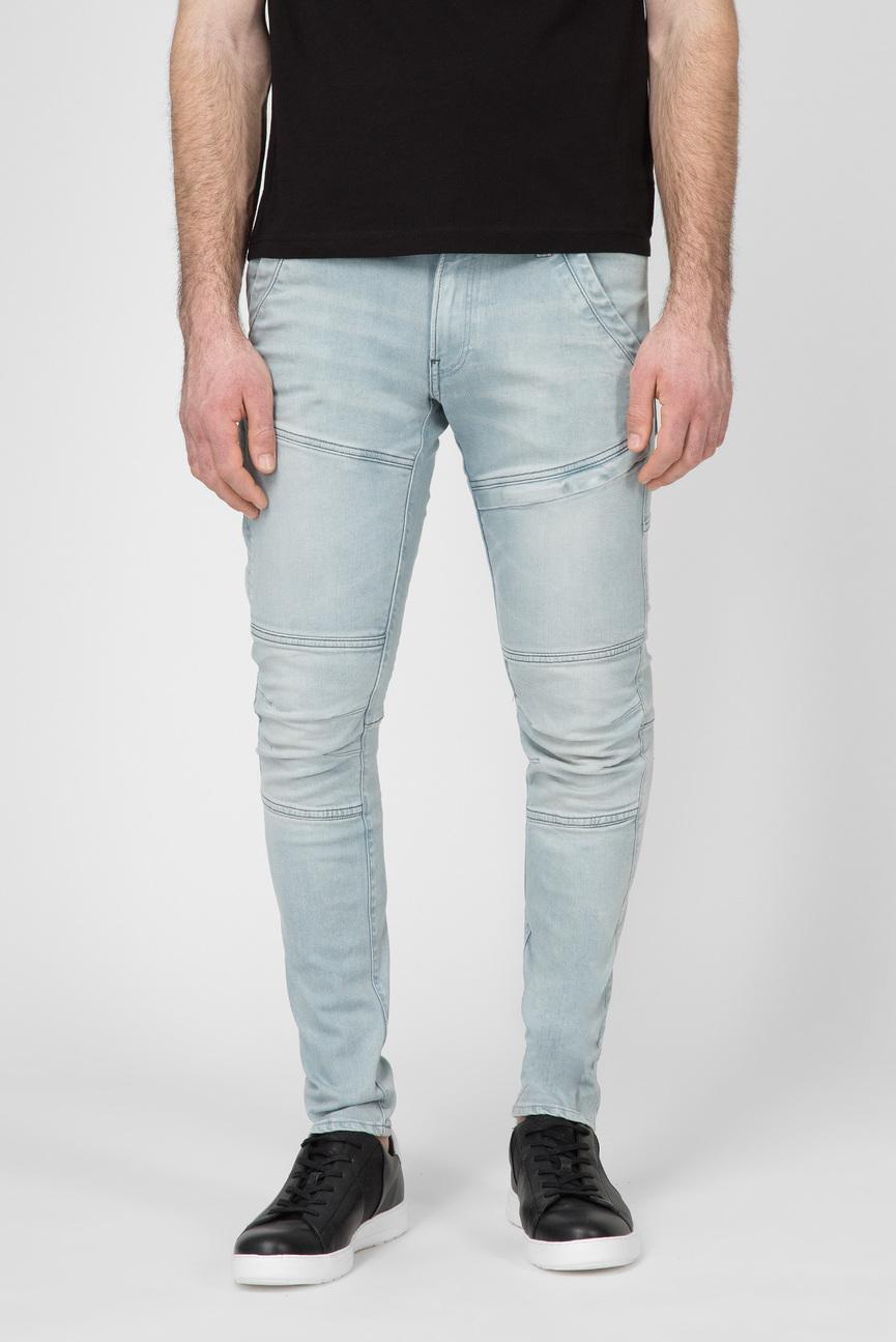 Мужские голубые джинсы RACKAM
