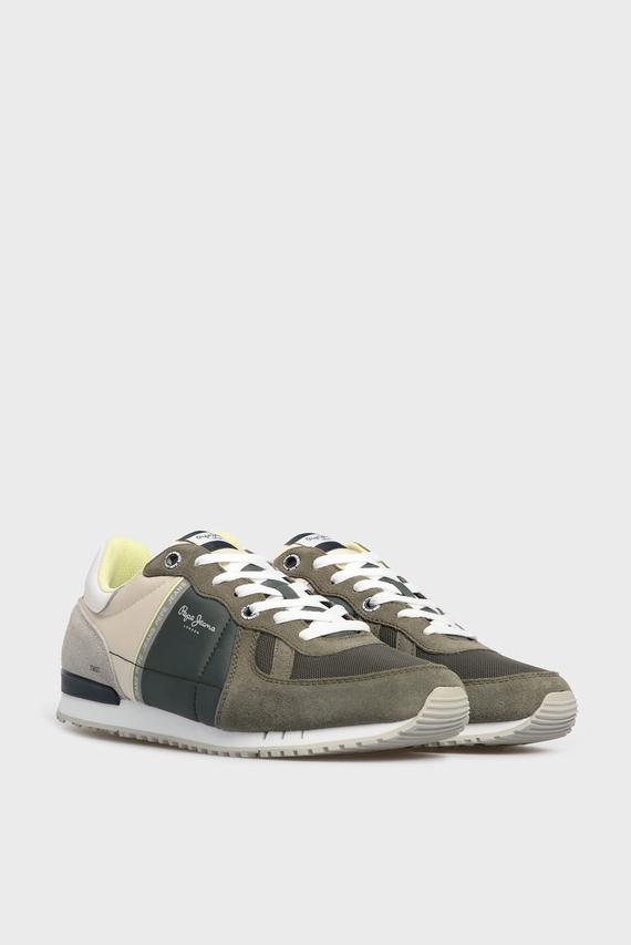 Мужские зеленые кроссовки TINKER ZERO ATH