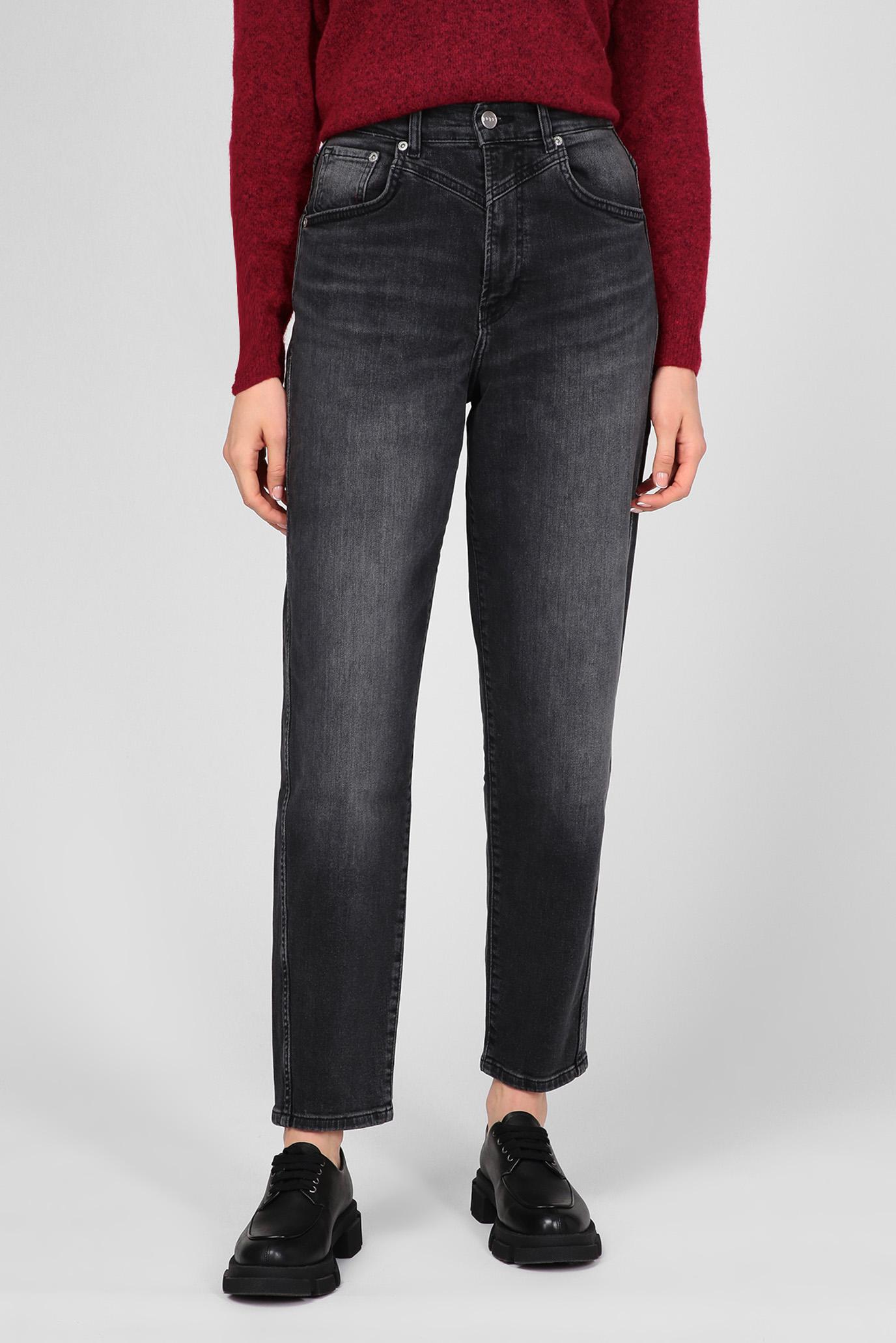 Жіночі чорні джинси RACHEL 1