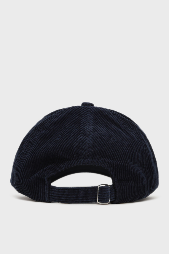 Мужская темно-синяя вельветовая кепка TJM SPORT CAP CORDUROY