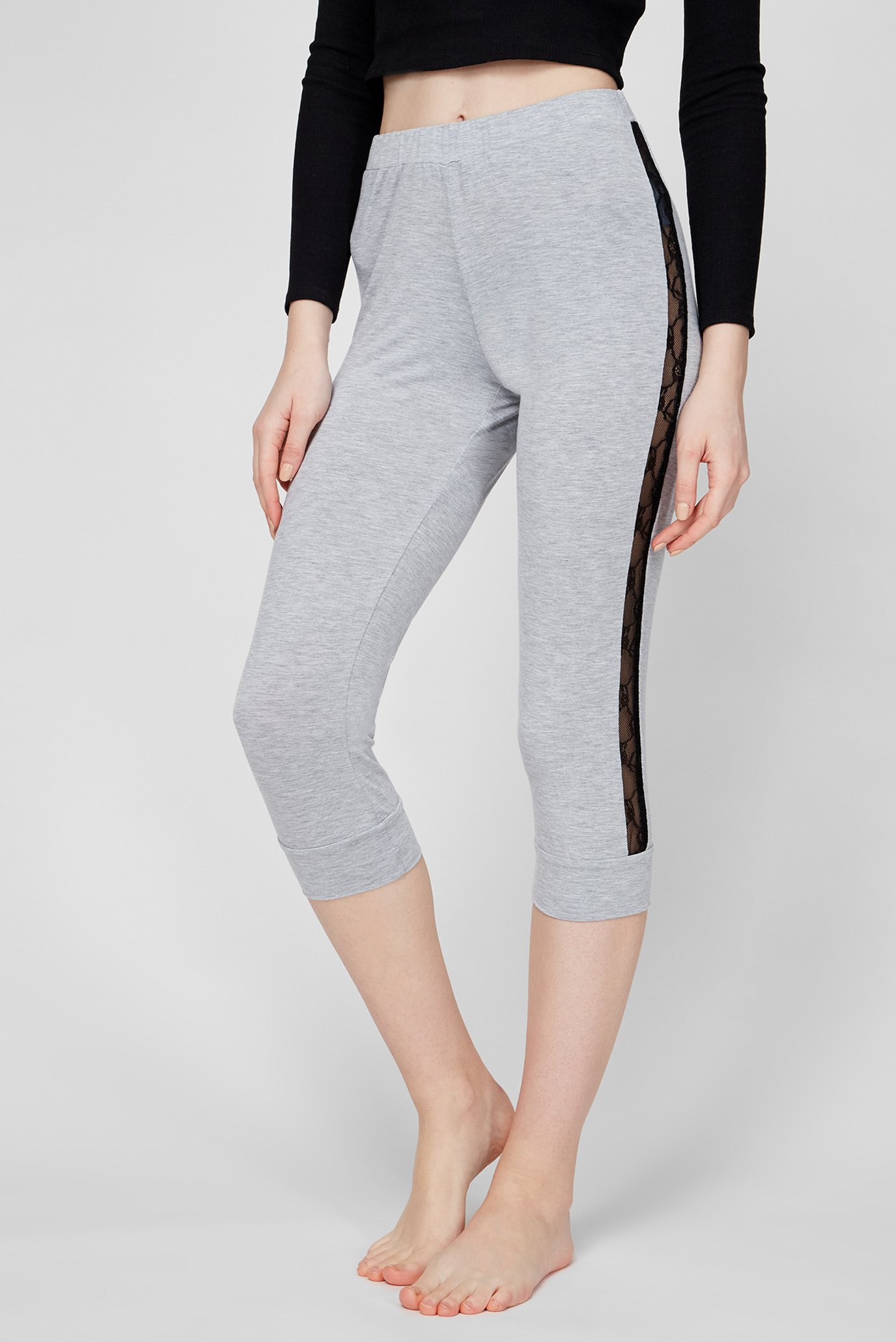Жіночі сірі штани 1