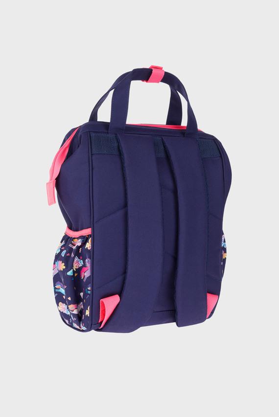 Детский темно-синий рюкзак DREAM BIG UNICORN TO