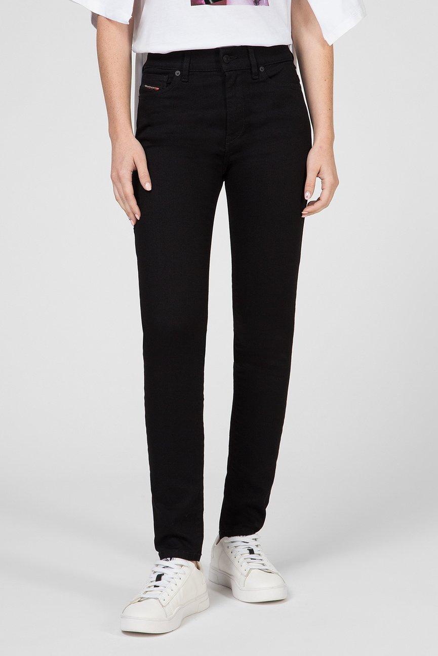 Женские черные джинсы D-ROISIN