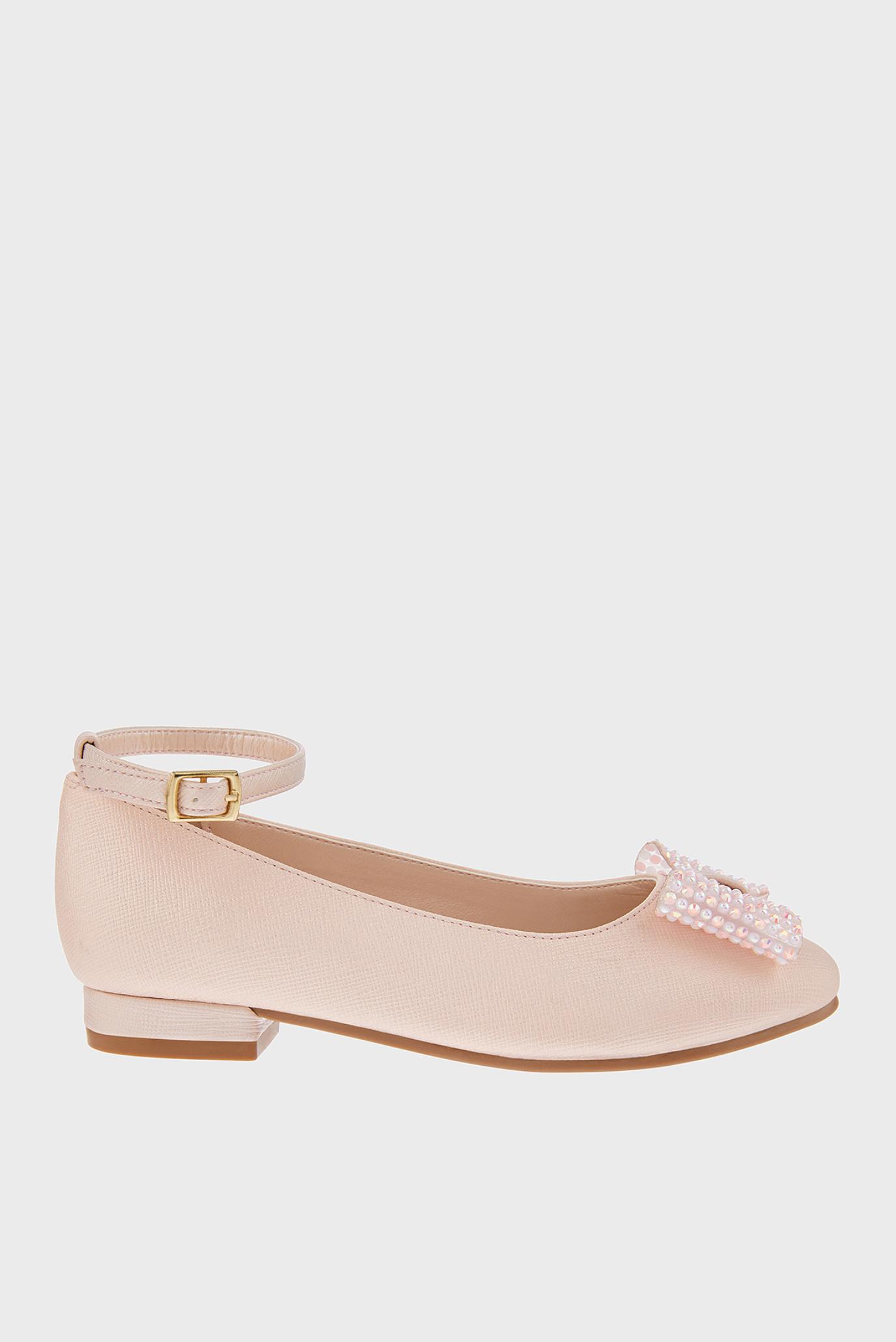 Детские розовые туфли BONNIE BALLERINA 1
