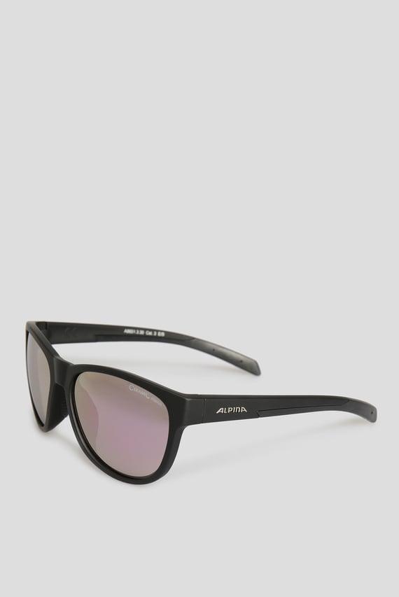 Черные солнцезащитные очки NACAN II