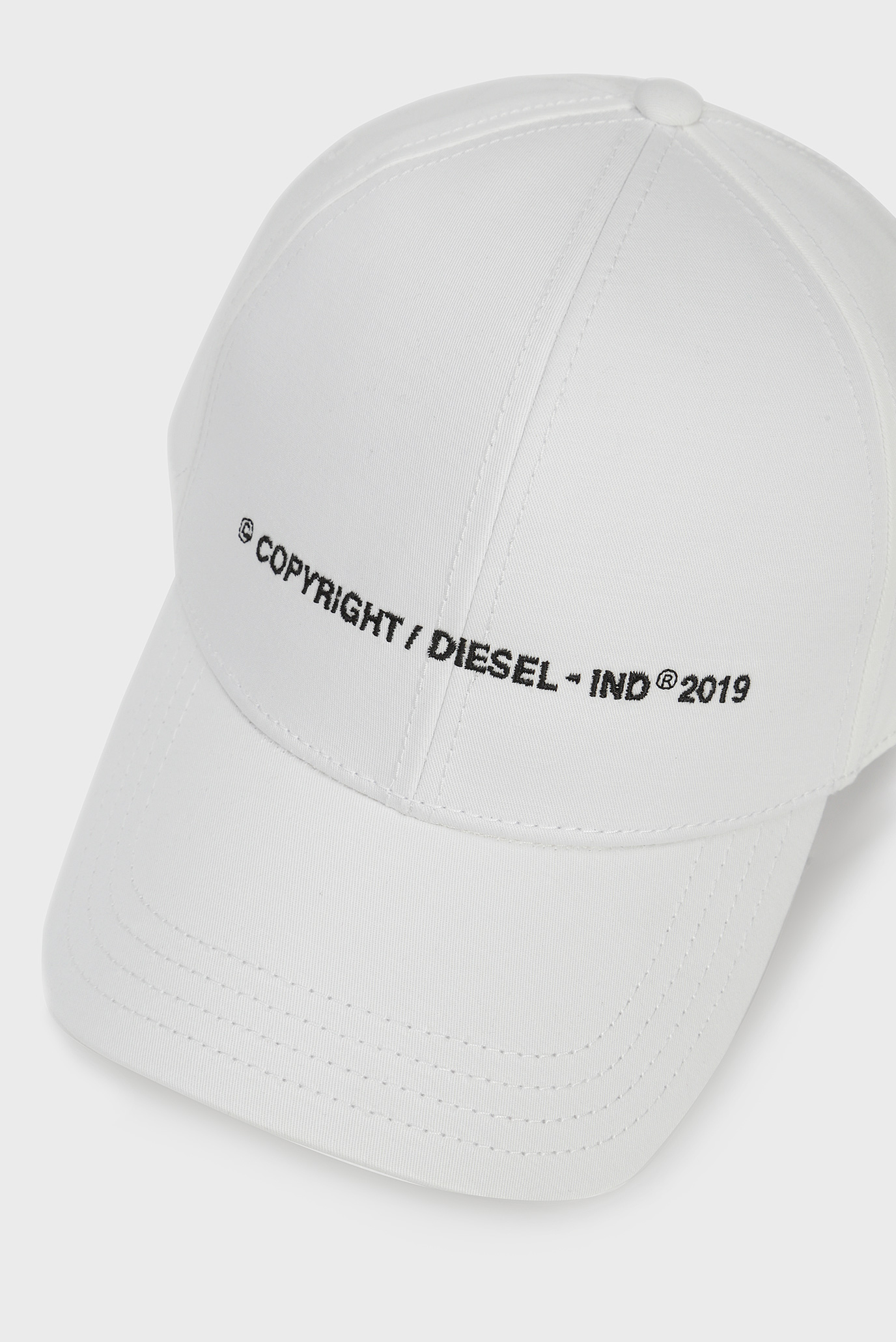 Купить Белая кепка CIMAXI CAPPELLO Diesel Diesel 00SW2V 0NAUI – Киев, Украина. Цены в интернет магазине MD Fashion