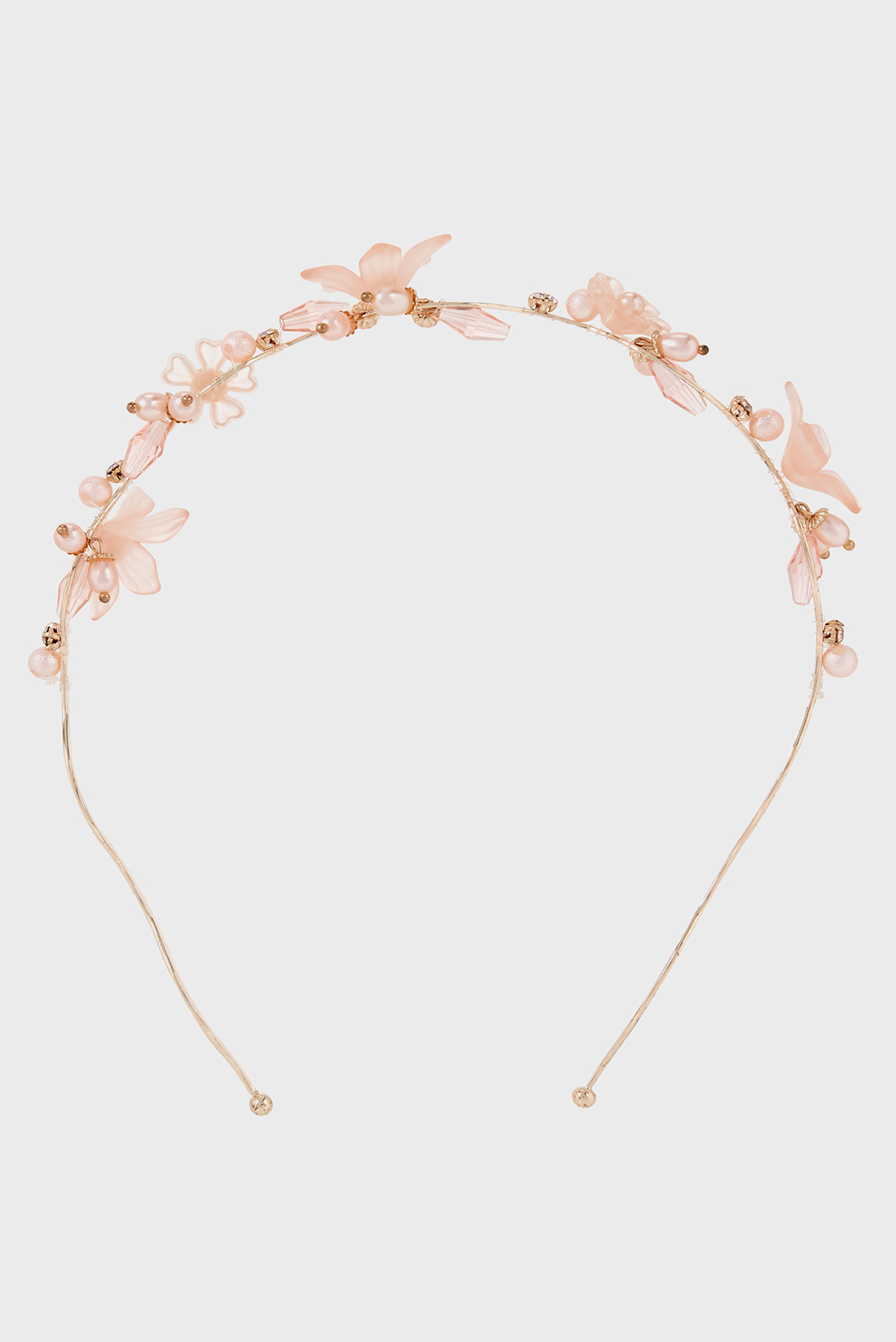 Детский розовый обруч Amrita Flower P Monsoon Children