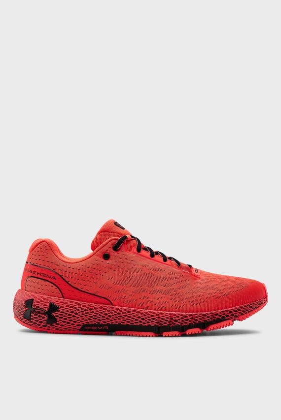 Мужские красные кроссовки UA HOVR Machina