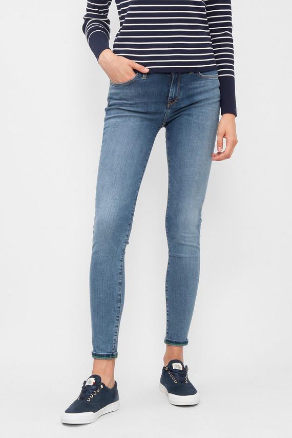 Женские синие джинсы VENICE
