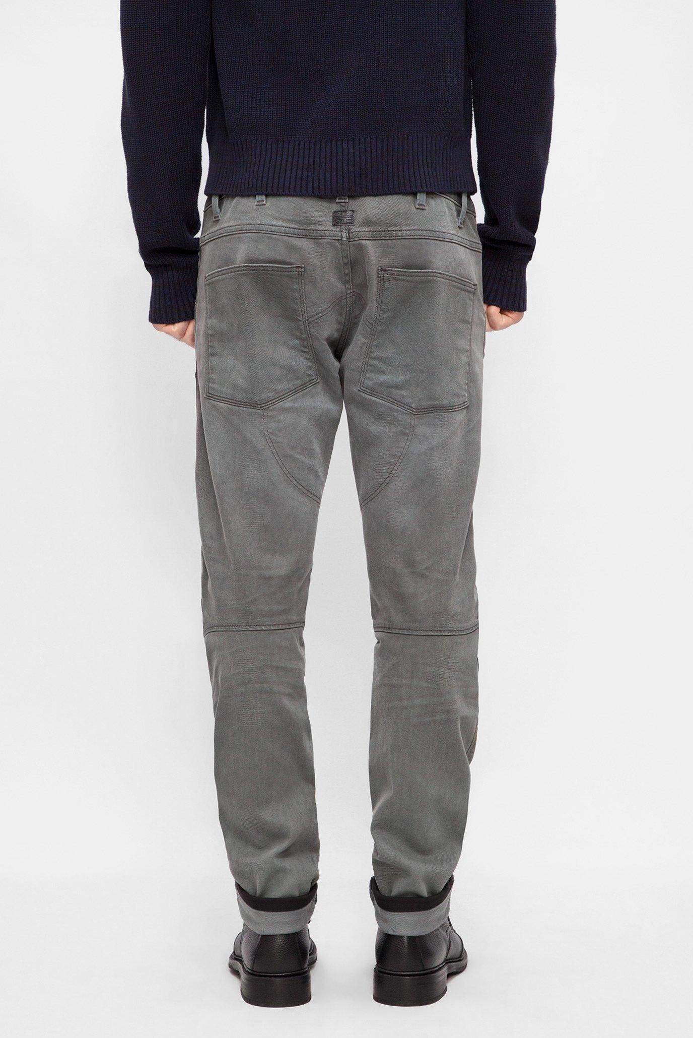 Купить Мужские серые джинсы 3D Slim G-Star RAW G-Star RAW D06191,9180 – Киев, Украина. Цены в интернет магазине MD Fashion