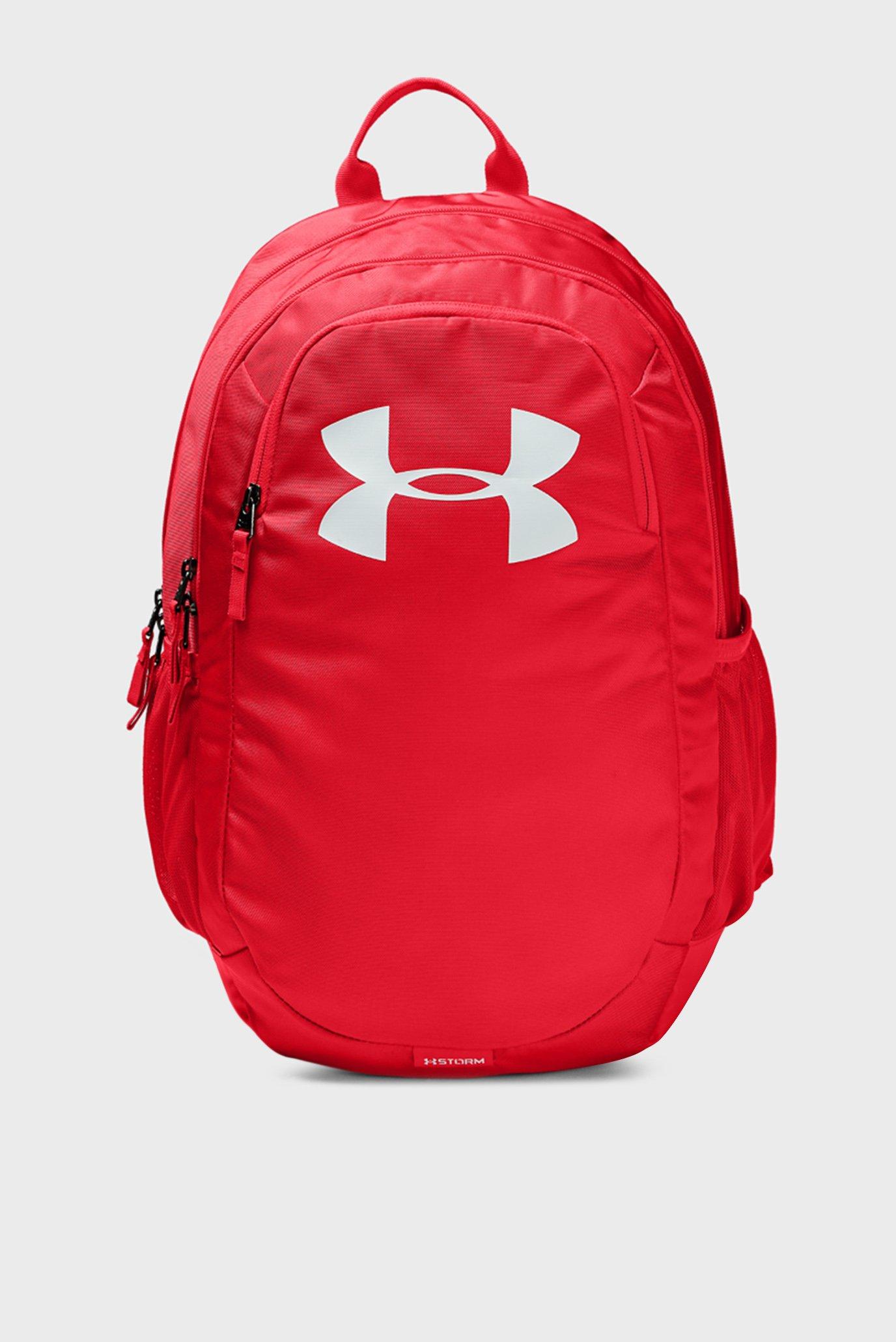 Червоний рюкзак UA Scrimmage 2.0 Backpack 1