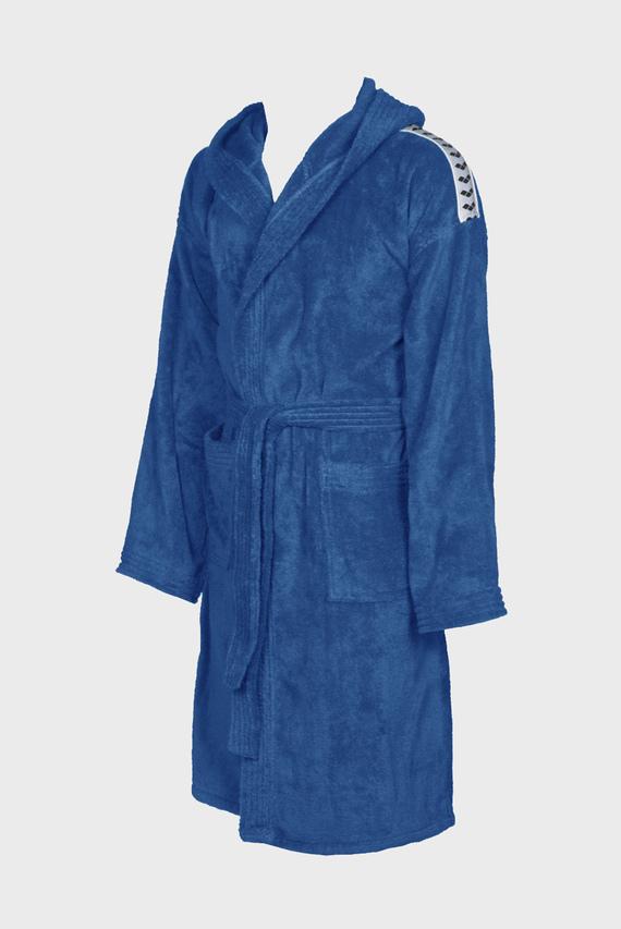 Синий халат CORE SOFT