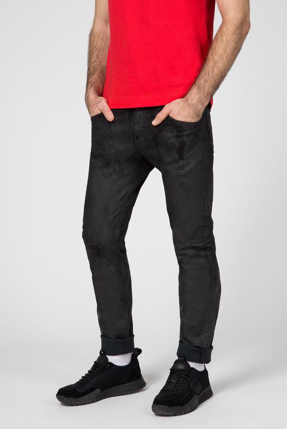 Мужские черные джинсы THOMMER CB-SP-NE
