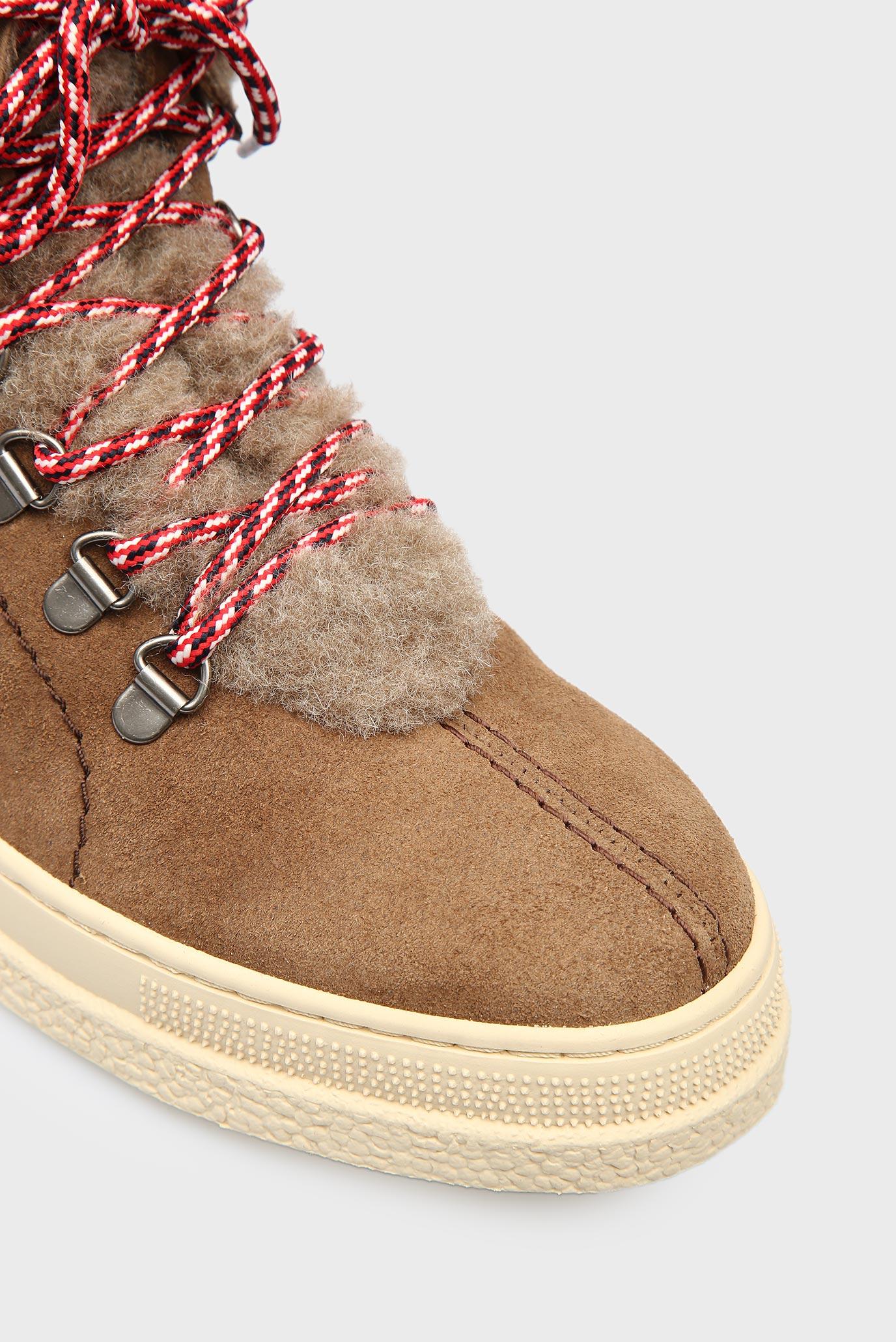 Купить Женские коричневые ботинки MARIA Gant Gant 17543826 – Киев, Украина. Цены в интернет магазине MD Fashion
