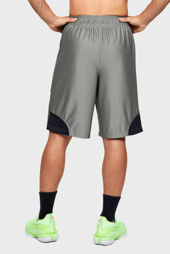 Мужские зеленые спортивные шорты UA Perimeter Short