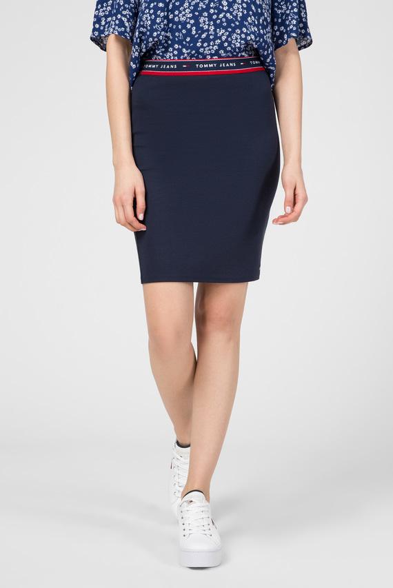 Женская темно-синяя юбка TJW BODYCON