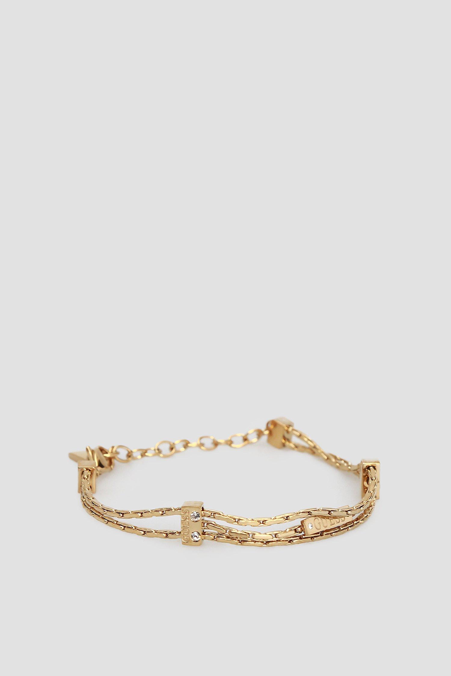 Женский золотистый браслет 1