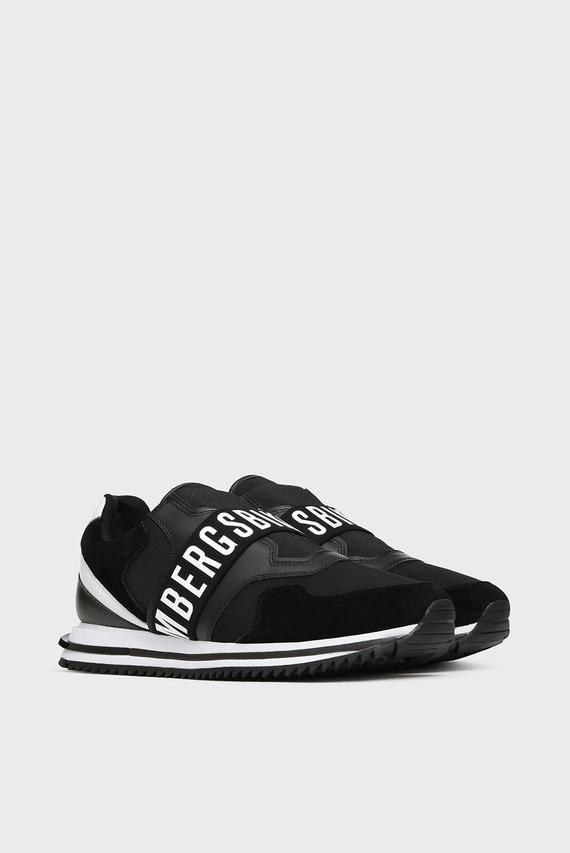 Мужские черные кроссовки HALED