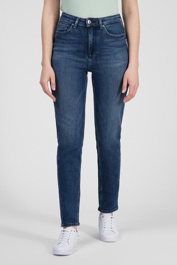 Женские синие джинсы GRAMERCY