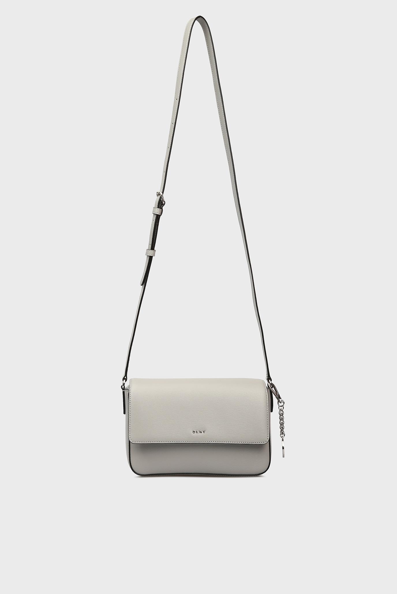 9a350e4ec283 Купить Женская серая сумка через плечо BRYANT-MD DKNY DKNY R82E3467 – Киев,  Украина. Цены в интернет ...