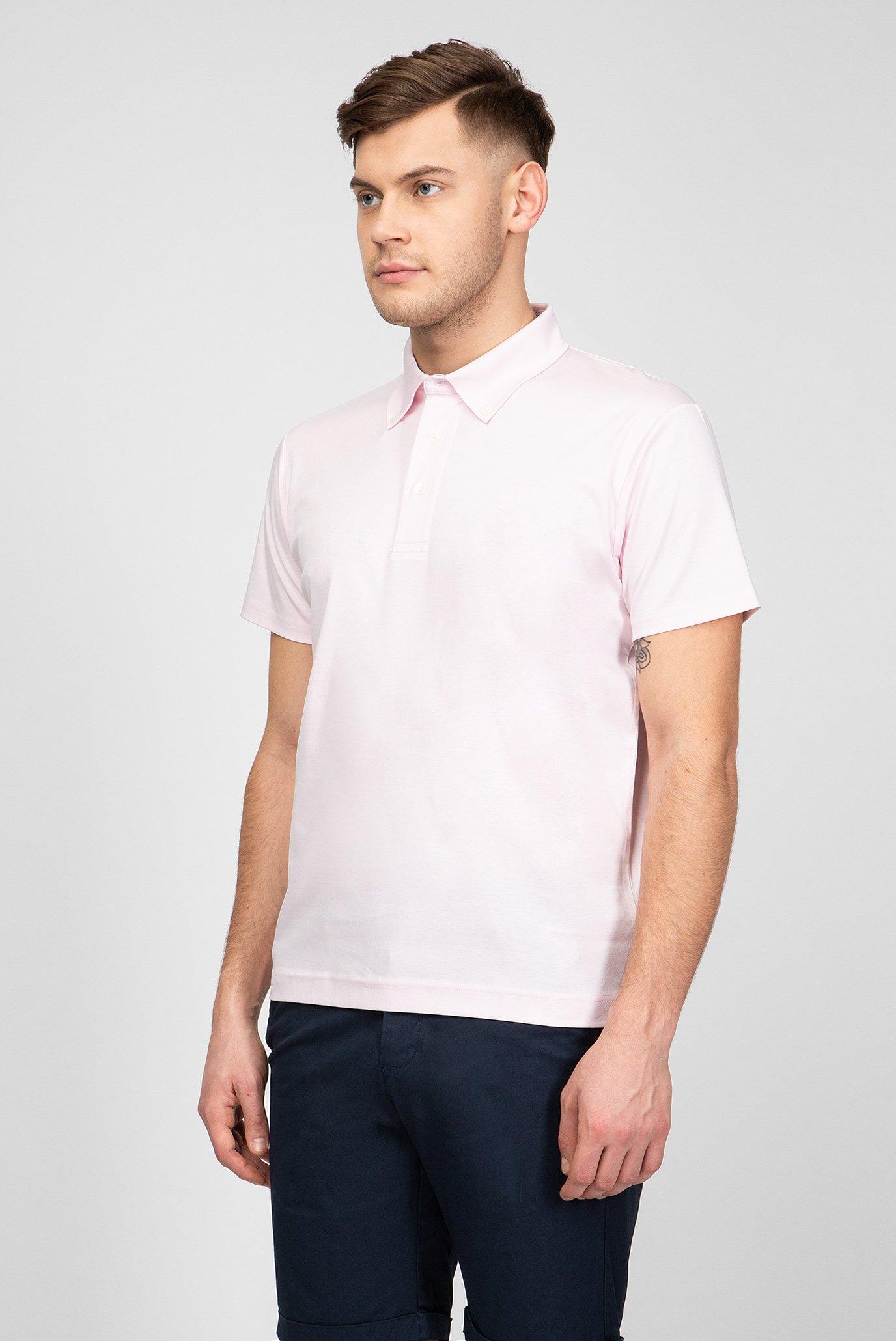 ff9018c0aa7ea Купить Мужское розовое поло Gant Gant 2042003 – Киев, Украина. Цены в  интернет магазине MD Fashion