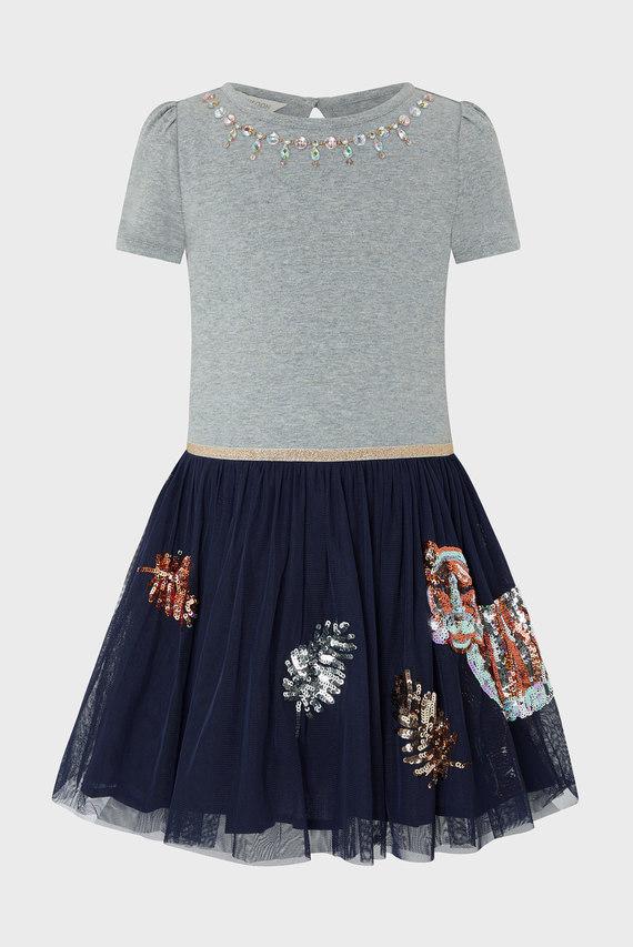 Детское платье Disco Tiger Dress