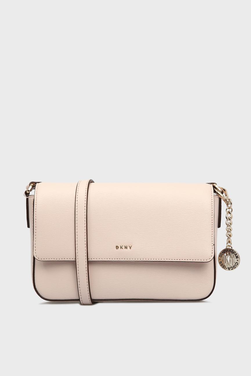 Женская розовая сумка через плечо BRYANT-MD